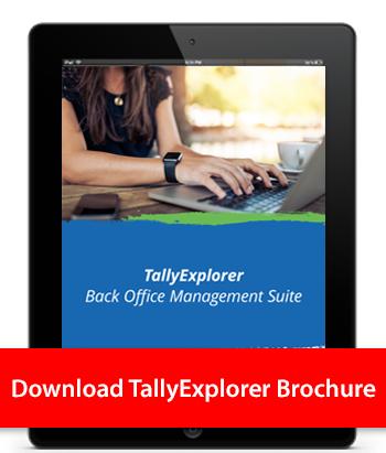 Custom Reporting | TallySoft